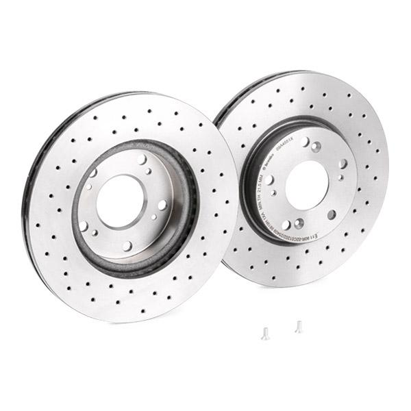 09.A455.1X BREMBO from manufacturer up to - 25% off!