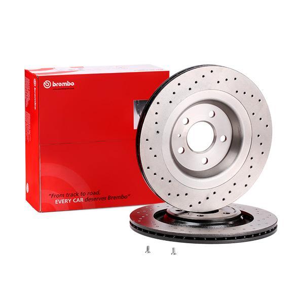 Disc Brakes BREMBO 09.B040.1X expert knowledge