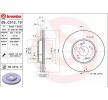 OEM Brake Disc 09.C312.11 from BREMBO