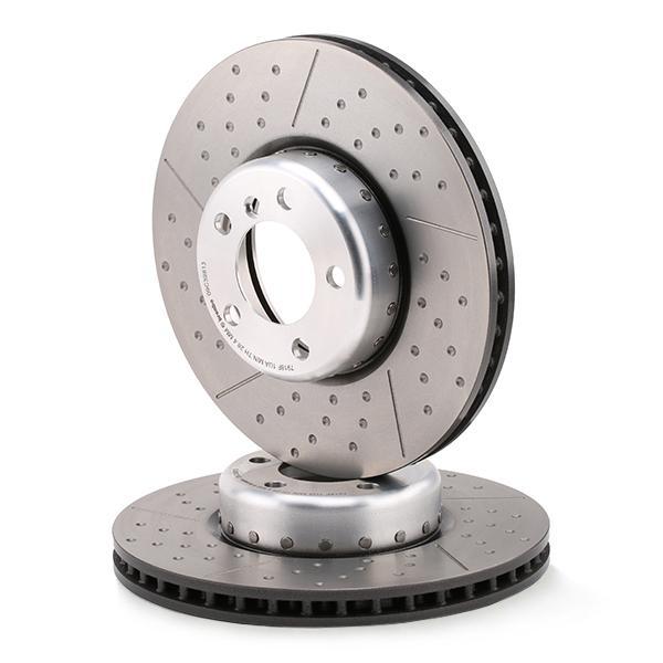 Disc Brakes BREMBO 09.C398.13 8020584219287