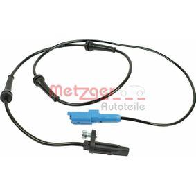 Sensor, Raddrehzahl Länge: 1230mm mit OEM-Nummer 4545 K5