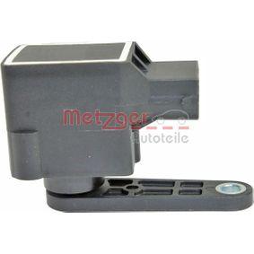 Sensor, Xenonlicht (Leuchtweiteregulierung) 0901127 X5 (E53) 3.0 d Bj 2006
