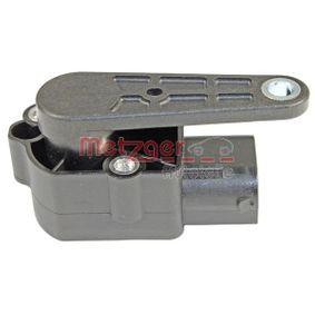 Sensor, Xenonlicht (Leuchtweiteregulierung) 0901154 3 Limousine (E90) 320d 2.0 Bj 2011