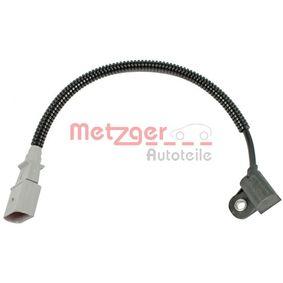 Sensor, posición arbol de levas Número de polos: 3polos con OEM número 03G 957 147 B
