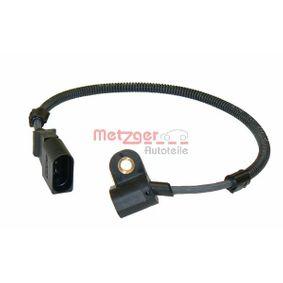 Sensor, posición arbol de levas Número de polos: 3polos con OEM número 038957147G