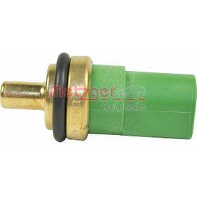 Sensor, temperatura del refrigerante Número de polos: 4polos con OEM número 1 124 770
