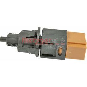 Brake Light Switch 0911140 NP300 Navara Pickup (D40) 2.5 dCi 4WD (D40TT, D40T, D40M, D40BB) MY 2021