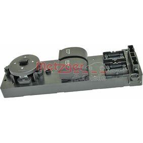 Switch, window regulator 0916334 Focus 2 (DA_, HCP, DP) 1.6 TDCi MY 2008