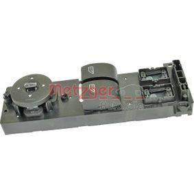 Switch, window regulator 0916335 Focus 2 (DA_, HCP, DP) 1.6 TDCi MY 2008