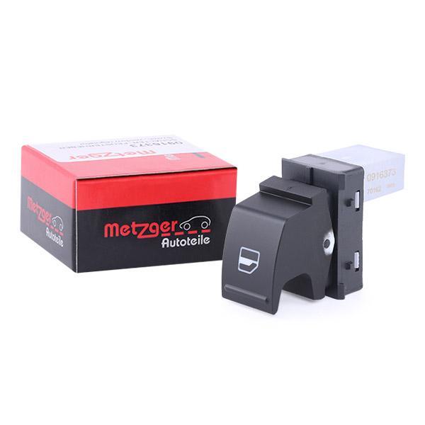 Interruptor Elevadores dos Vidros METZGER 0916373 conhecimento especializado