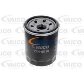 Oil Filter V24-0018 PUNTO (188) 1.2 16V 80 MY 2004