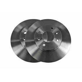 2017 Kia Rio JB 1.6 CVVT Brake Disc V52-80006