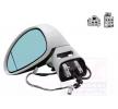 Espejo retrovisor VAN WEZEL 8725918 izquierda, asférico, calefactable, espejo completo, para ajuste elect. espejo, tintado en azul, imprimado