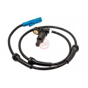 Sensor, wheel speed 0987594022-PCS-MS 206 Hatchback (2A/C) 2.0 HDI 90 MY 2005