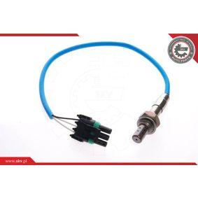 ESEN SKV Sonda Lambda 09SKV019 con OEM número MHK000210