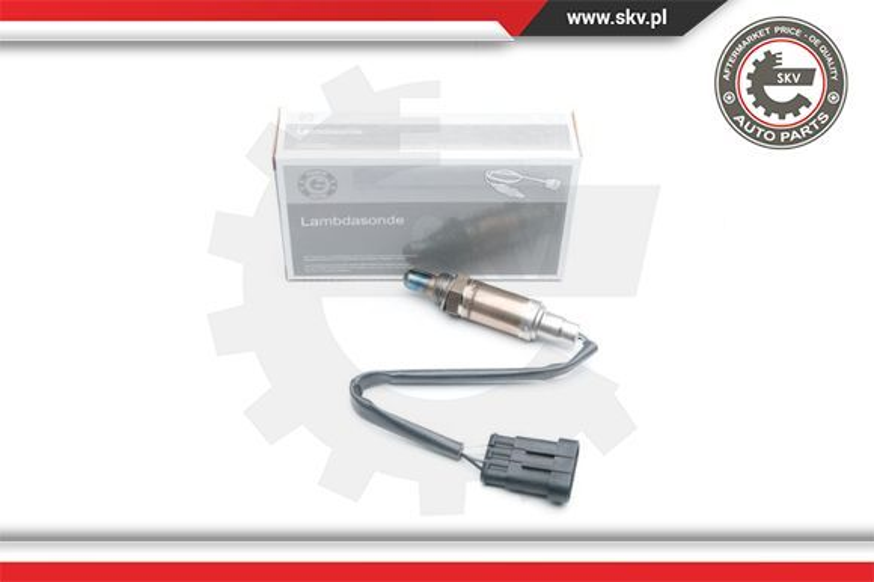 Lambda Sensor 09SKV595 ESEN SKV 09SKV595 in Original Qualität