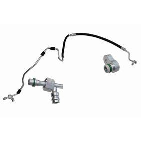 VEMO Hochdruckleitung, Klimaanlage V15-20-0043 für AUDI A4 (8E2, B6) 1.9 TDI ab Baujahr 11.2000, 130 PS