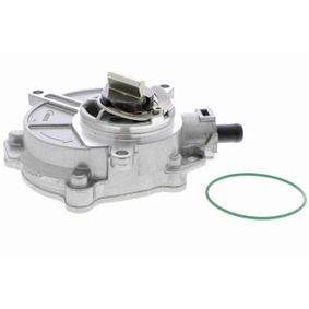 VAICO Unterdruckpumpe, Bremsanlage V10-0732 für AUDI A4 Cabriolet (8H7, B6, 8HE, B7) 3.2 FSI ab Baujahr 01.2006, 255 PS