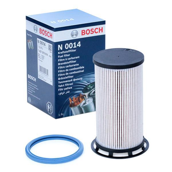 Filtru combustibil BOSCH 1457070014 cunoștințe de specialitate