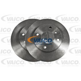 Bremsscheibe Bremsscheibendicke: 22mm, Felge: 4-loch, Ø: 257mm mit OEM-Nummer 40206-71E06