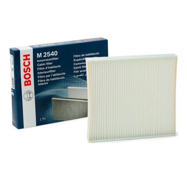 Pollen Filter 1 987 432 540 BOSCH M2540 original quality