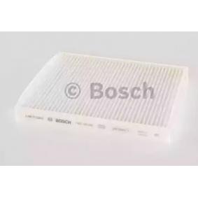 Filtro de Habitáculo BMW X5 (E70) 3.0 d de Año 02.2007 235 CV: Filtro, aire habitáculo (1 987 435 065) para de BOSCH