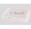 BOSCH 1987435065 Pollen filter BMW X6 MY 2015