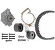 Timing belt kit and water pump BOSCH WASSERPUMPENSET Teeth Quant.: 132