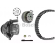 OEM Water pump and timing belt kit BOSCH 1987946921