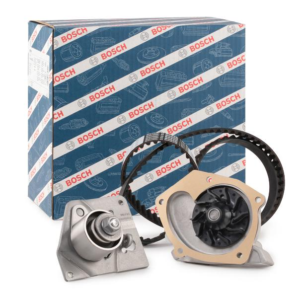 Timing belt and water pump kit BOSCH 1987946927 expert knowledge
