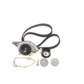 Nissan Almera n16 1.5dCi Wasserpumpe + Zahnriemensatz BOSCH 1 987 946 940 (1.5 dCi Diesel 2004 K9K 722)