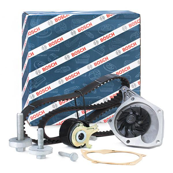 Timing belt and water pump kit BOSCH 1987946941 expert knowledge