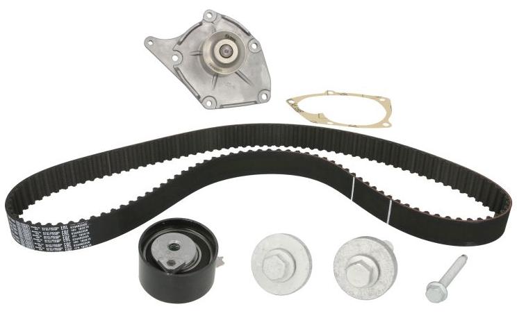 Timing belt and water pump kit BOSCH WASSERPUMPENSET 4047025639330