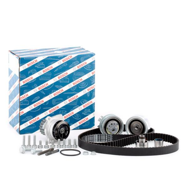 Timing belt and water pump kit BOSCH 1987946943 expert knowledge