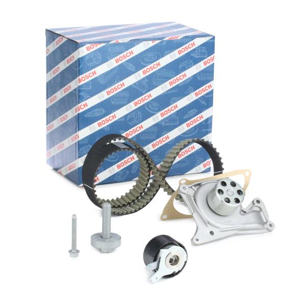 Timing belt and water pump kit BOSCH 1987946949 expert knowledge