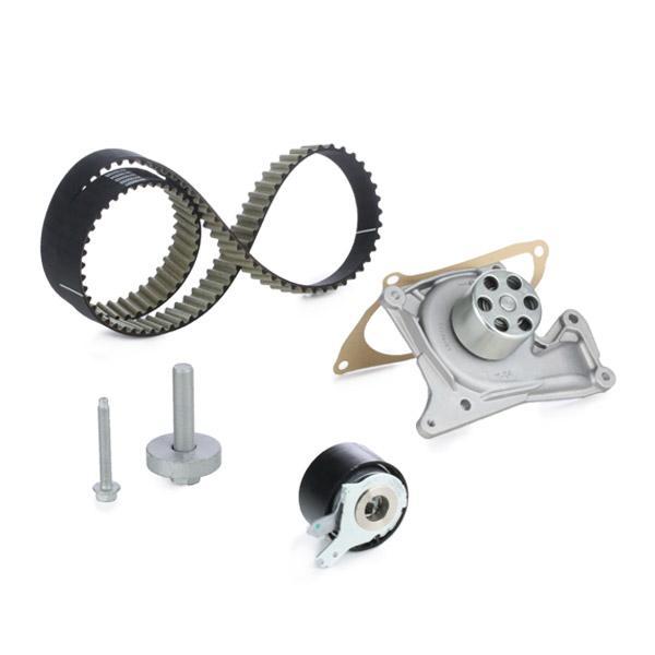 Timing belt and water pump kit BOSCH WASSERPUMPENSET 4047025914871