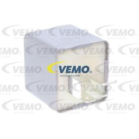 VEMO Relais, Kraftstoffpumpe V15-71-0038 für AUDI COUPE (89, 8B) 2.3 quattro ab Baujahr 05.1990, 134 PS
