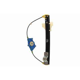 VAICO Fensterheber V10-6290 für AUDI A4 (8E2, B6) 1.9 TDI ab Baujahr 11.2000, 130 PS