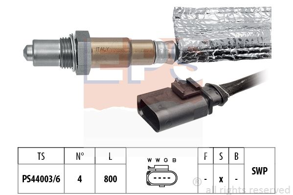 EPS  1.306.065 Zündverteilerkappe