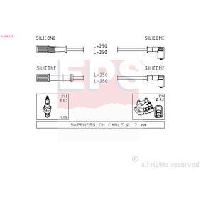 Zündleitungssatz mit OEM-Nummer 55 19 57 75