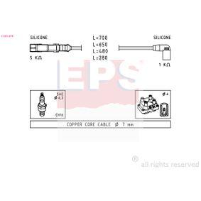 Zündleitungssatz mit OEM-Nummer 06A 905 430 E
