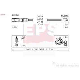 Zündleitungssatz mit OEM-Nummer 06A 905 409 P