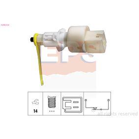 Brake Light Switch 1.810.153 PUNTO (188) 1.2 16V 80 MY 2002