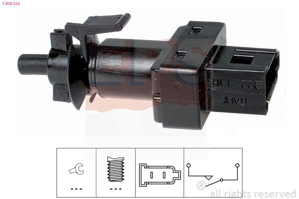 EPS  1.810.222 Switch, clutch control (cruise control)