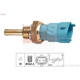 Sensore, Temperatura olio con OEM Numero 5341391