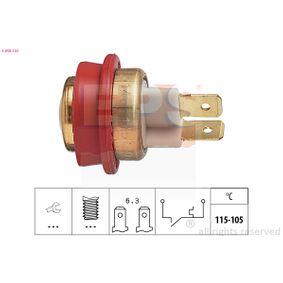 Термошалтер, вентилатор на радиатора 1.850.143 800 (XS) 2.0 I/SI Г.П. 1997