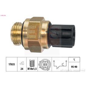 Термошалтер, вентилатор на радиатора 1.850.196 Jazz 2 (GD_, GE3, GE2) 1.2 i-DSI (GD5, GE2) Г.П. 2007