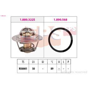 Thermostat, Kühlmittel D1: 50mm mit OEM-Nummer 911 59 950