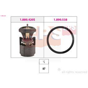 Thermostat, Kühlmittel mit OEM-Nummer 032121110B