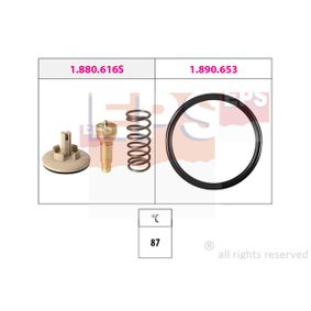 Thermostat, coolant 1.880.616 POLO (9N_) 1.2 MY 2007